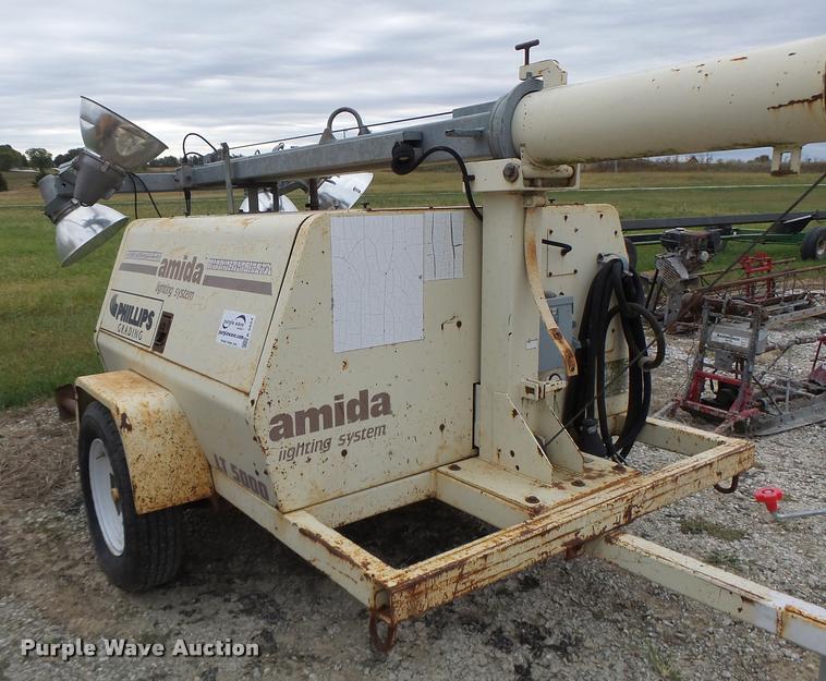 Amida LT5080D light plant