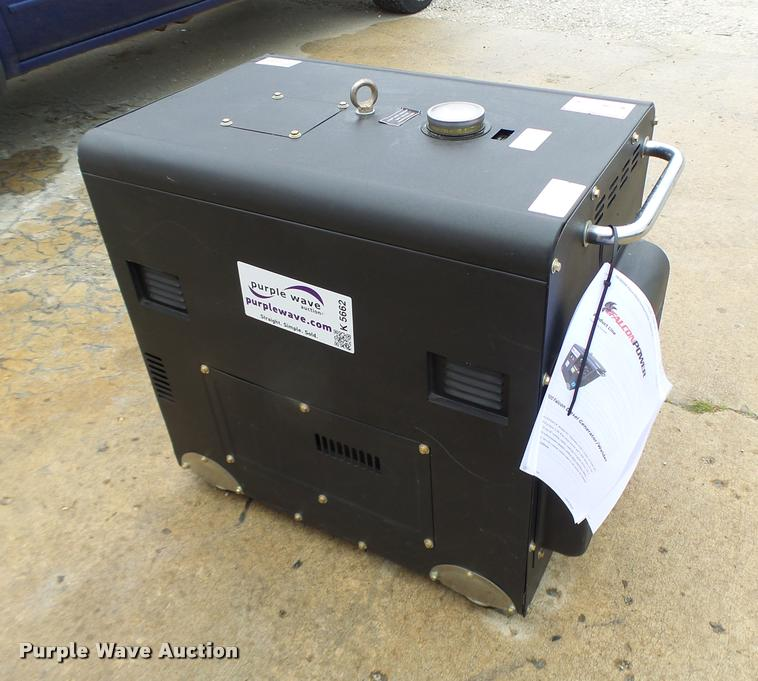 Falcon DGW8500 welder/generator