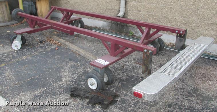 Job site wagon