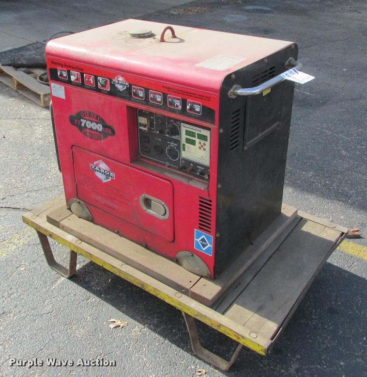 Tahoe Industries TI700LXR generator