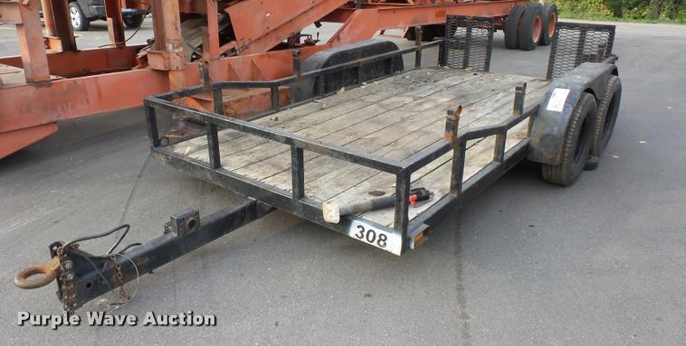 2001 equipment trailer