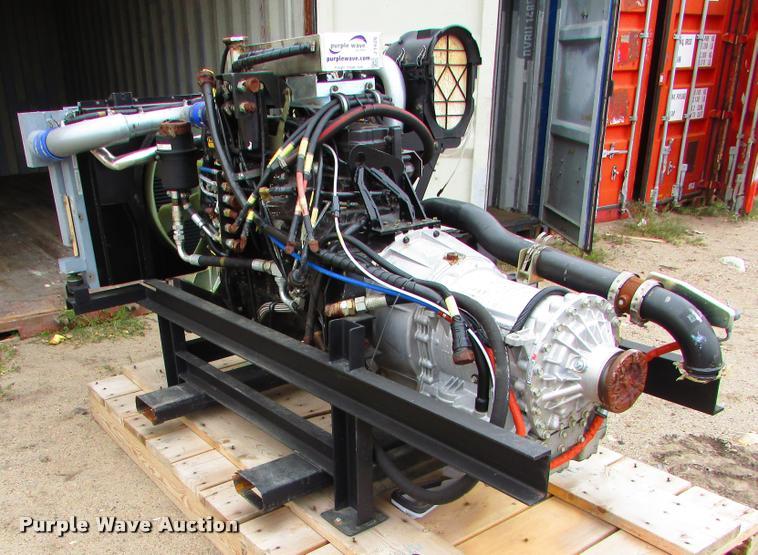 Cummins QSB6.7 six cylinder diesel engine
