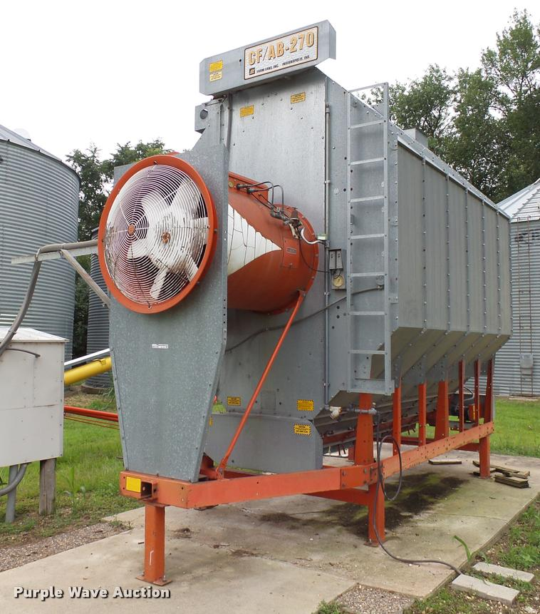 Farm Fans CF-AB-270 grain dryer