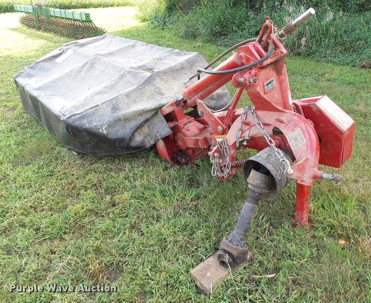 Case IH MDX71 disc mower