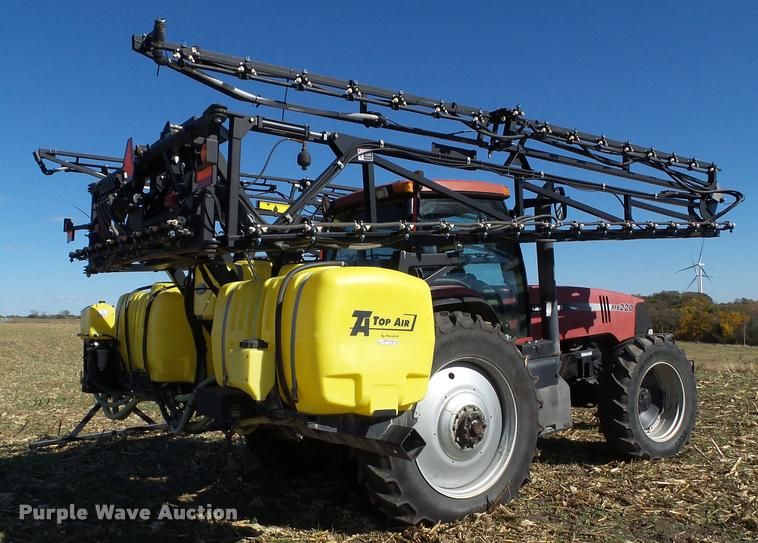 2012 Top Air TA600 applicator