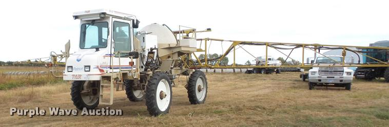1998 Tyler Patriot 150 self-propelled sprayer
