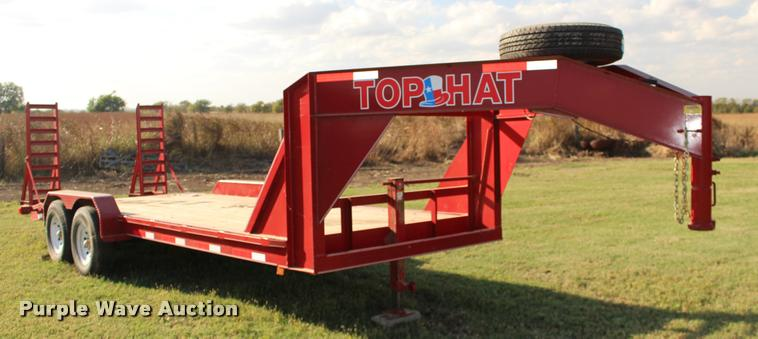 2006 Top Hat equipment trailer