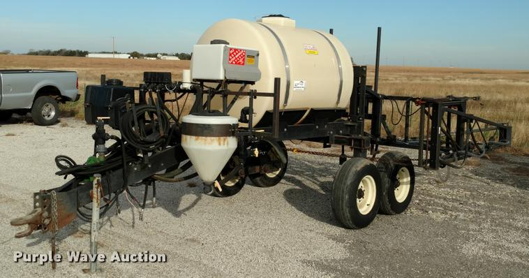 Wylie sprayer