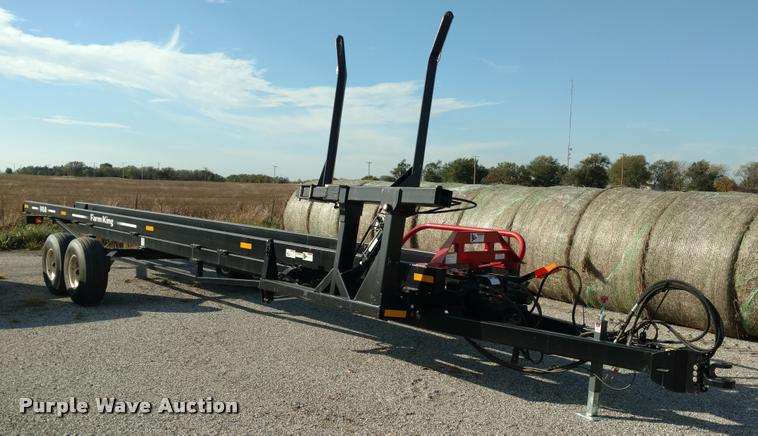 2014 Farm King BM1450R bale carrier