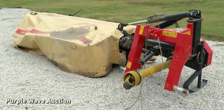 2009 Vicon DMP2800 disc mower