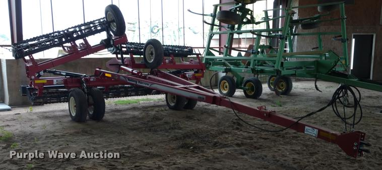 Unverferth 1225 rolling harrow