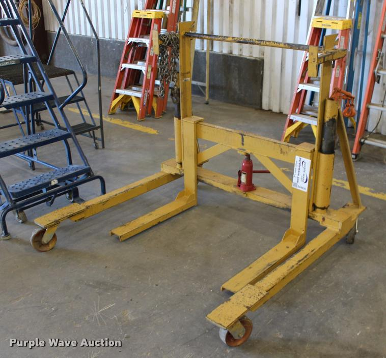 Cofer Sales dolly lift