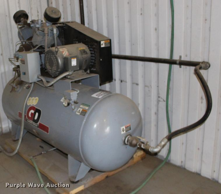 Gardner Denver CASRSA24 air compressor