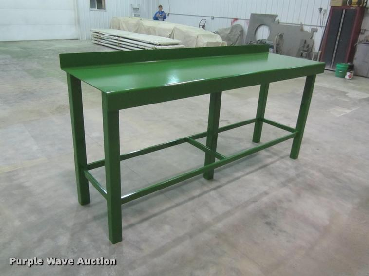 Kush Manufaturing work bench