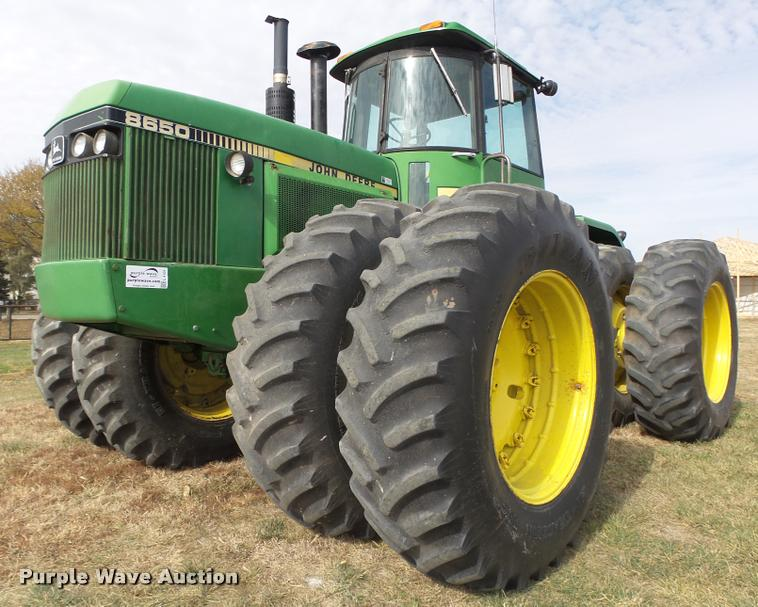 Ag Equipment Auction In Leon  By Purple Wave Auction
