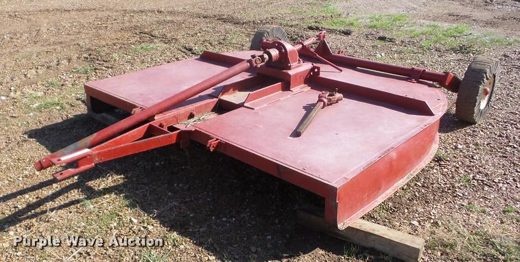 Rotary mower