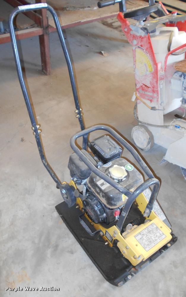 Bomag BVP18/45 plate compactor