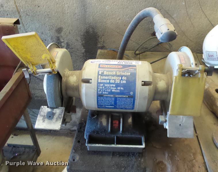 Westward ATM71 bench grinder