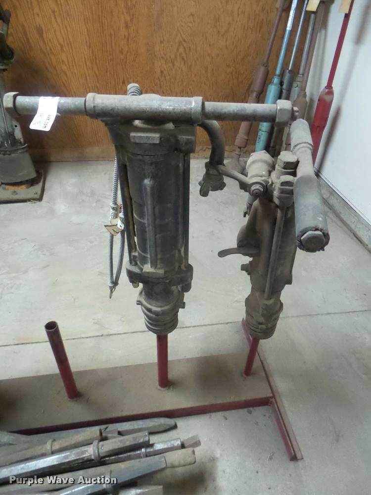(2) air drills