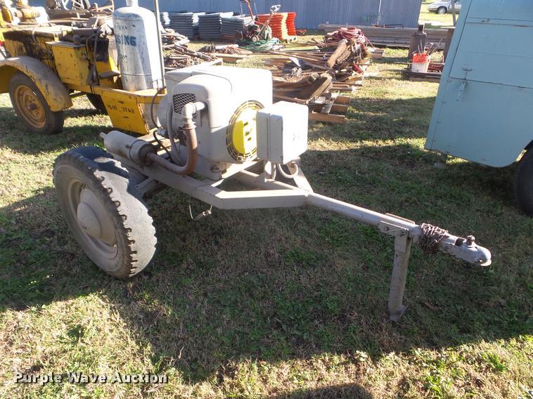 Fairbanks Morris 30K1R12F generator