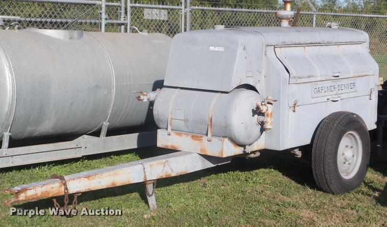 Gardner Denver WHD2001 compressor