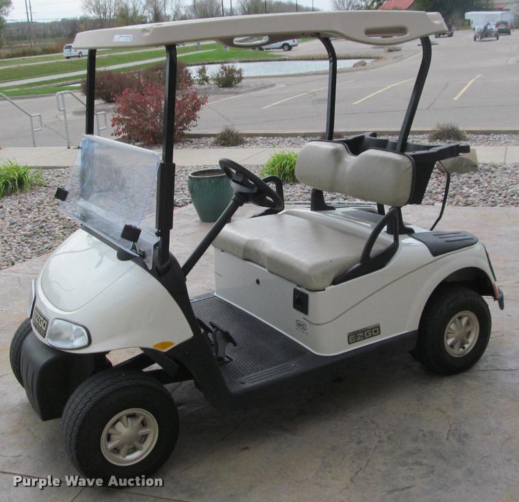 2009 Ez-go Freedom golf cart