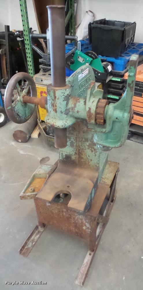 Greenerd no. 3 1/2 arbor press