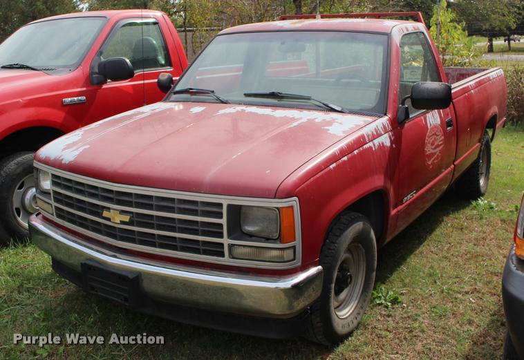 1991 Chevrolet 1500 pickup truck