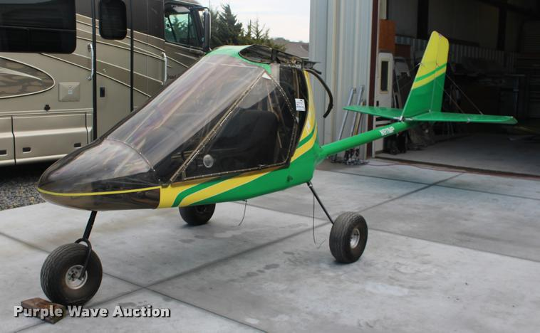 2000 Rang S12 ultra light airplane