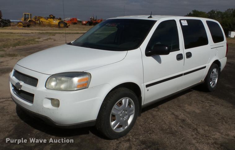 2006 Chevrolet Uplander LS van
