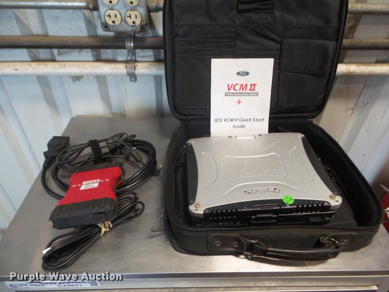 Ford VCMII communication module