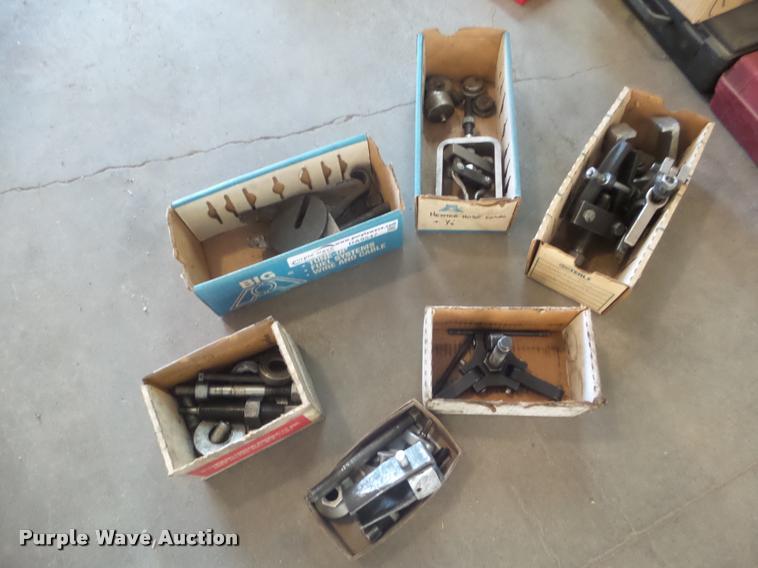 (7) gear pullers