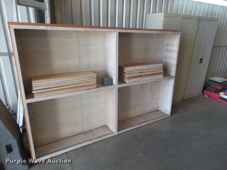 Shelving and storage equipment