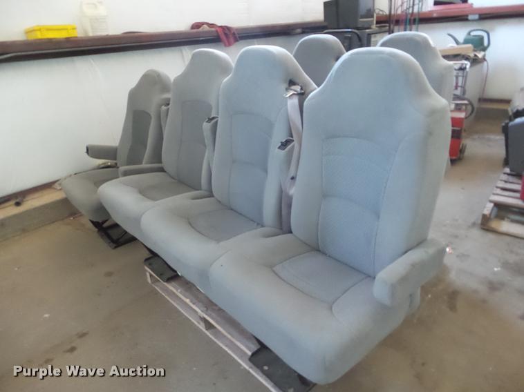 Universal van seats