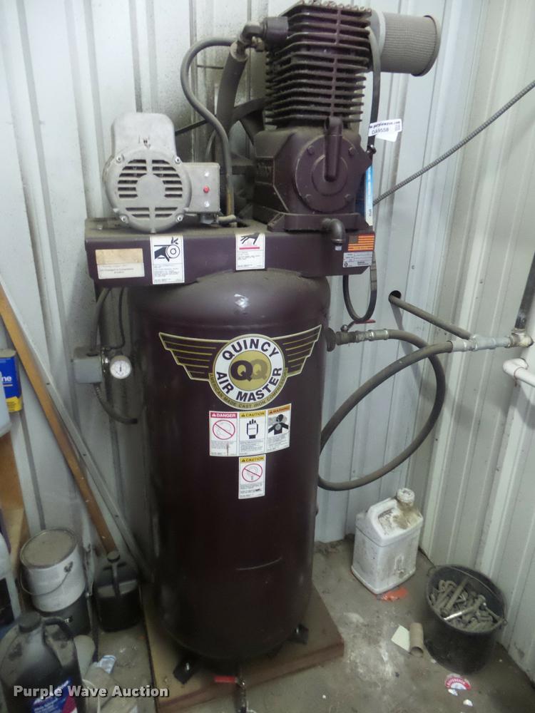 Quincy 241060VC air compressor