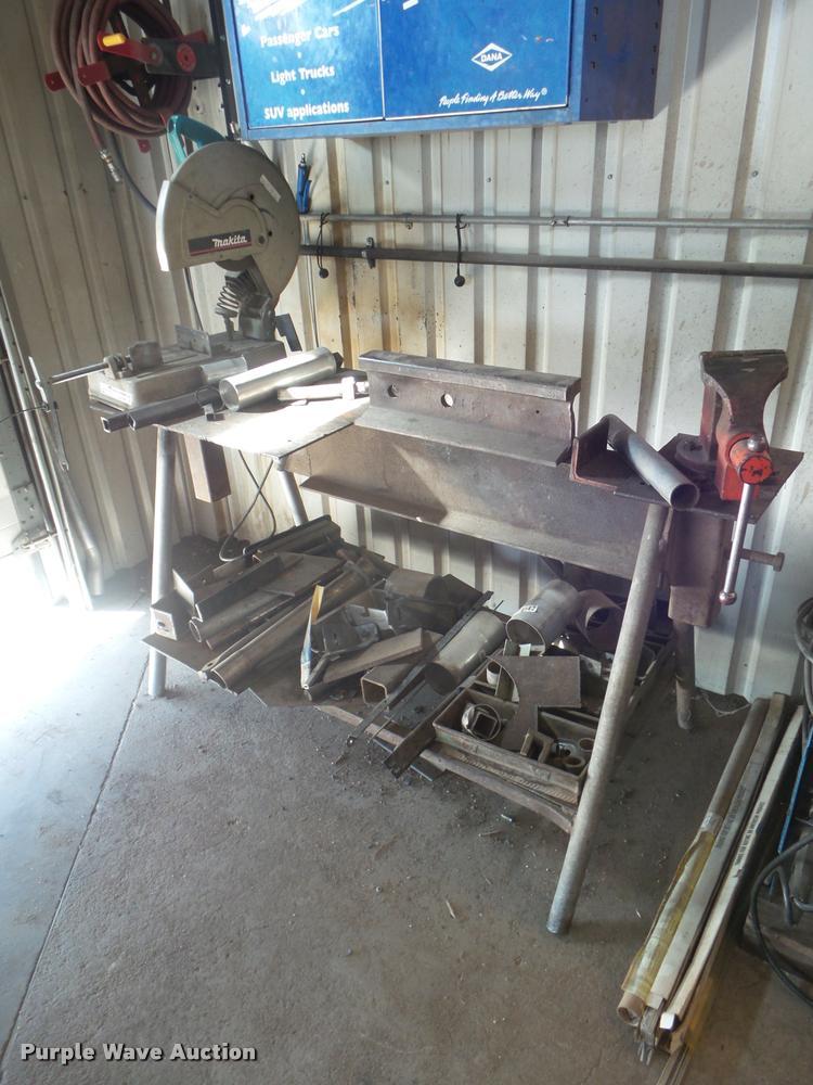 Makita metal cut off saw