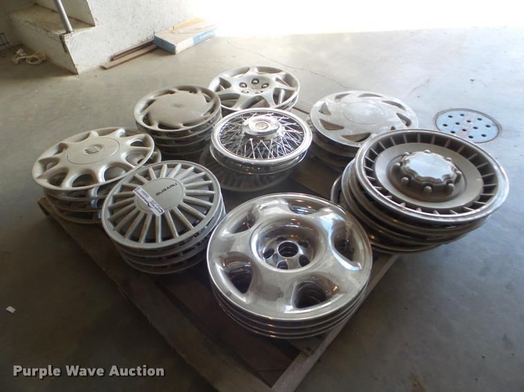 (29) wheel covers