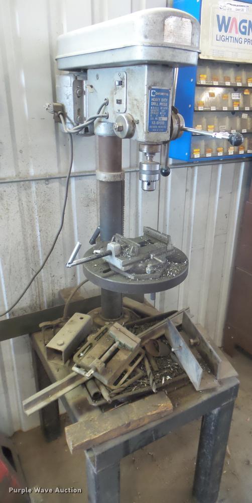 Continental drill press