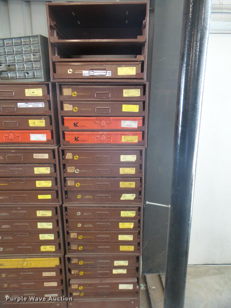 Lawson cabinet and hardware