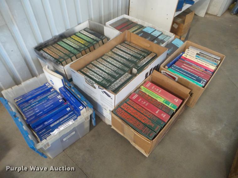 Chilton automotive manuals