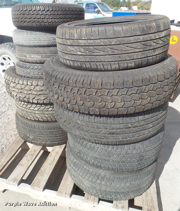 (12) tires