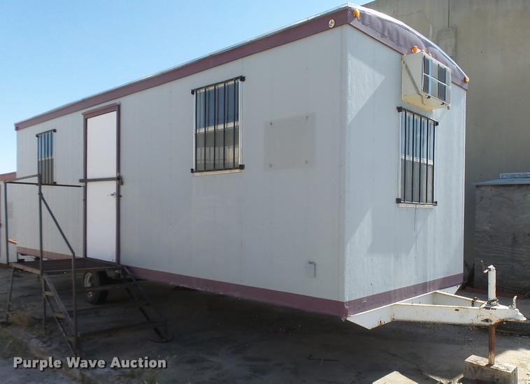 1980 Jobsite office trailer