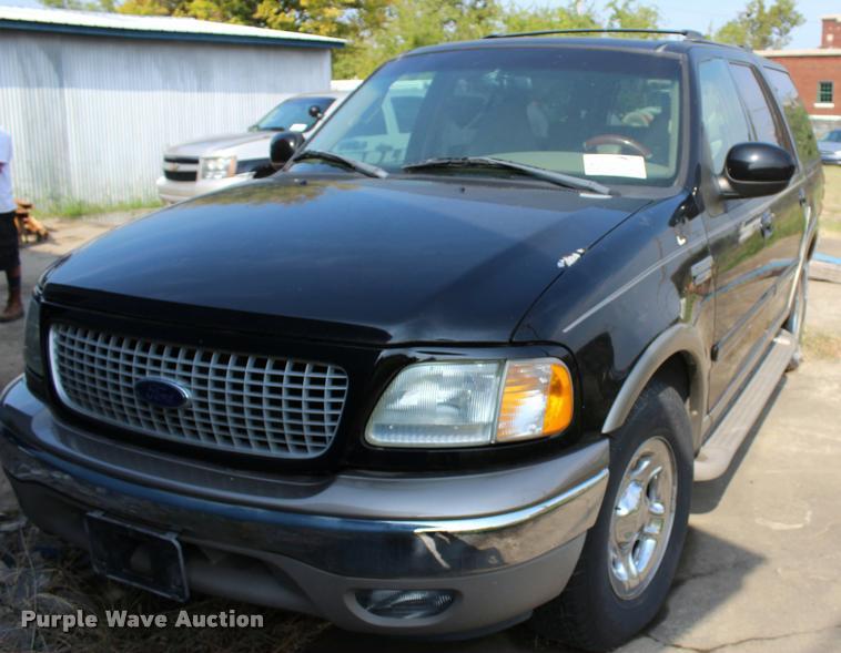 2000 Ford Expedition Eddie Bauer SUV