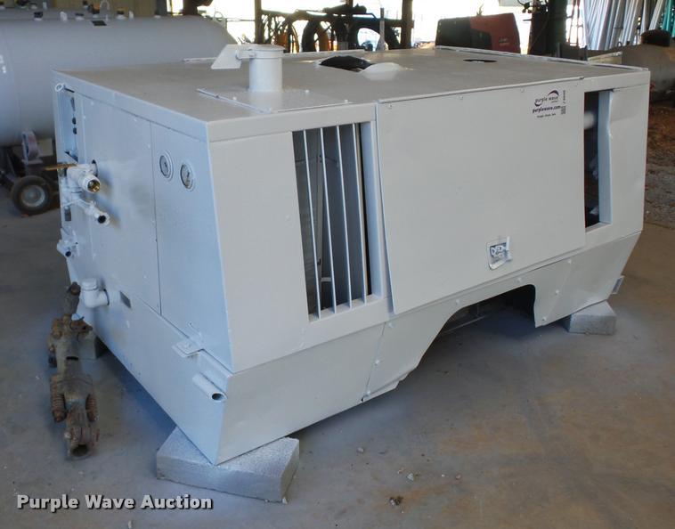 Sullair 185Q air compressor