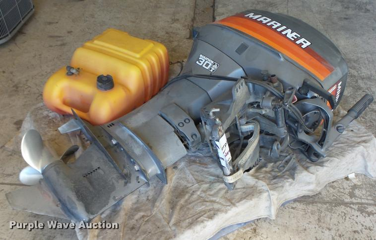 Mariner Marathon outboard motor