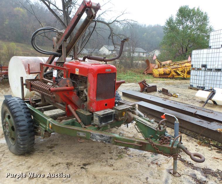 Ranger I DR205 drill rig