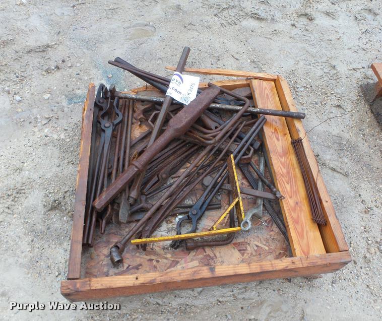 Forging tools