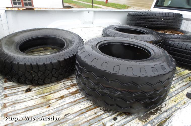 (18) tires