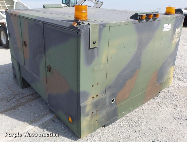 Able Body AG0-10 service bed