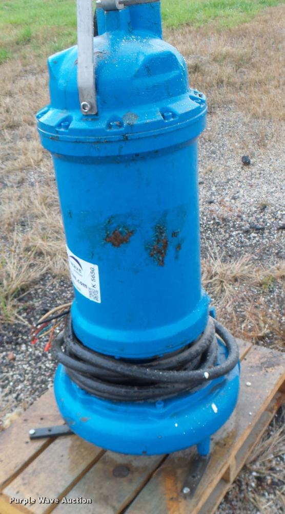 Barnes 4XSHDI 40044 pump/grinder